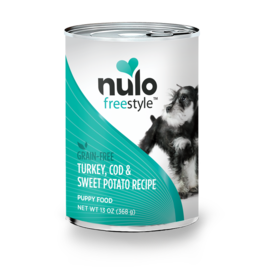 Nulo Freestyle Puppy Turkey, Cod & Sweet Potato