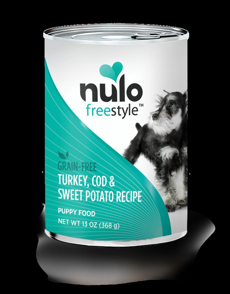 Nulo Freestyle Puppy Turkey, Cod & Sweet Potato Canned Dog Food