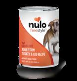 Nulo Freestyle Adult Trim Turkey & Cod Canned Dog Food