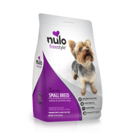 Nulo Freestyle Small Breed Salmon & Red Lentils