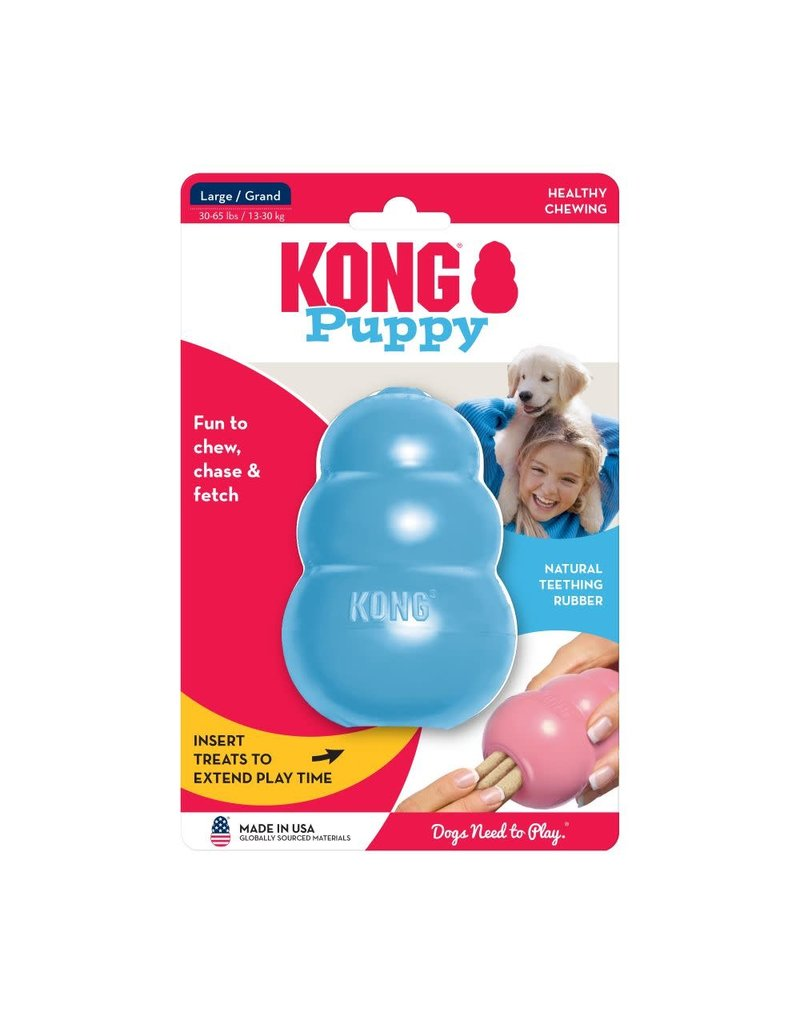 KONG KONG Puppy Dog Toy