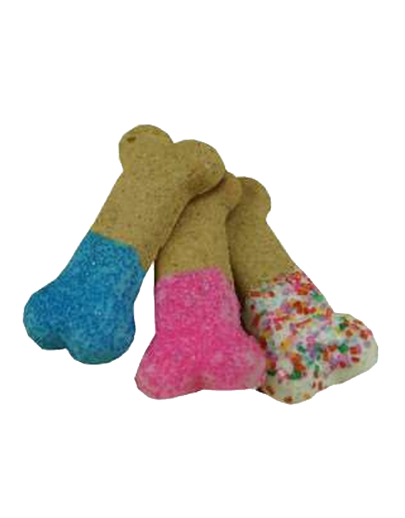 Preppy Puppy Bakery Mini Dipped Bone Cookie - Designer Dog Treat