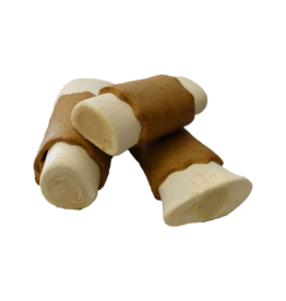 Preppy Puppy Bakery Woof Wrap Peanut Butter Stuffed Bone