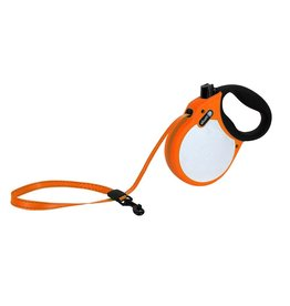 Alcott Reflective Retractable Leash