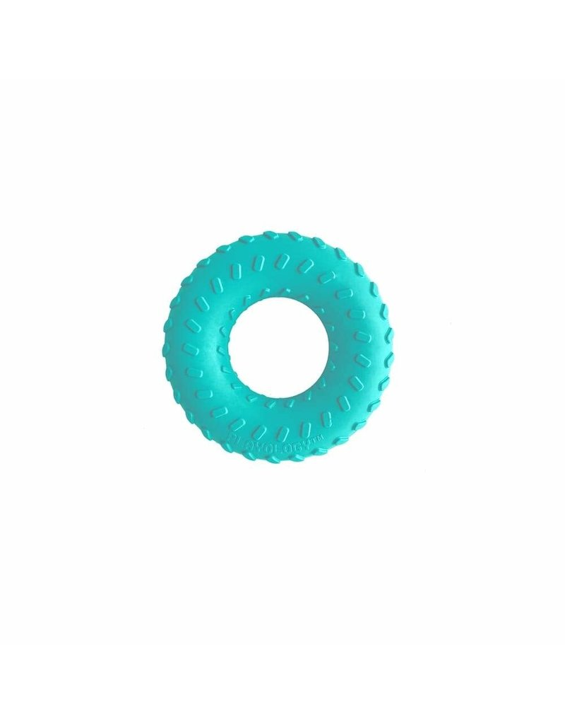 Playology Dual Layer Ring Scented Dog Toy