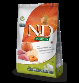 Farmina N&D Pumpkin Grain-Free Boar & Apple