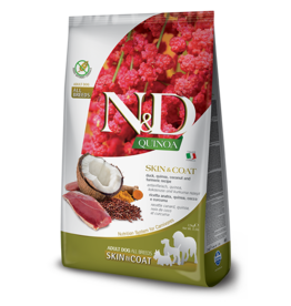 Farmina Pet Foods N&D Quinoa Skin & Coat Duck