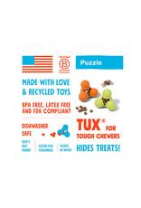 West Paw Zogoflex Tux Treat Toy