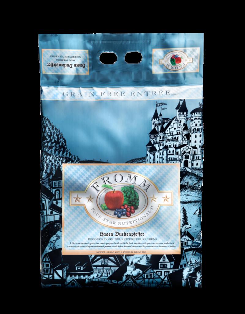 Fromm Family Fromm Four-Star Hasen Duckenpfeffer Dog Food