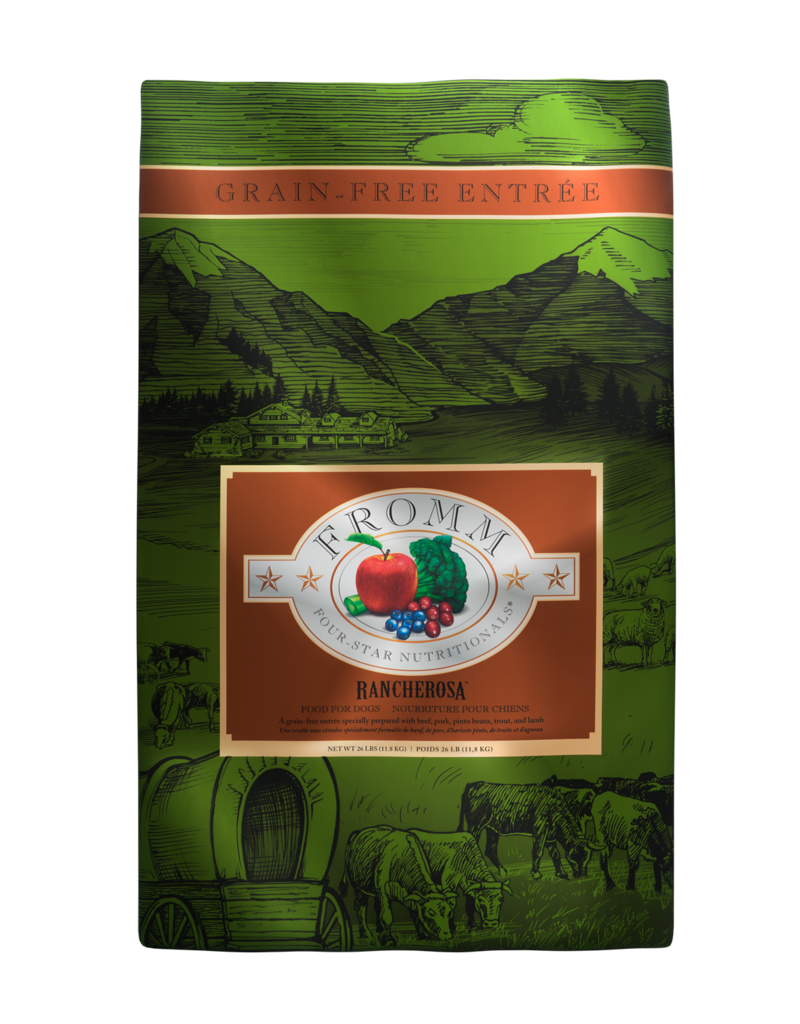 Fromm Family Fromm Four-Star Rancherosa Dog Food