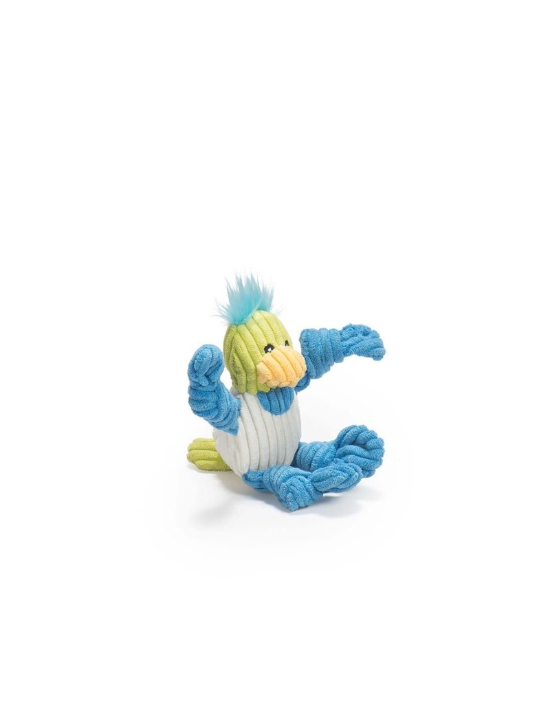 HuggleHounds Duck Knottie Plush Toy