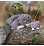 HuggleHounds Feller Squirrel Plush Toy