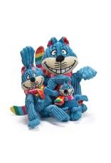 Rainbow Cheshire Cat Knottie - HuggleHounds