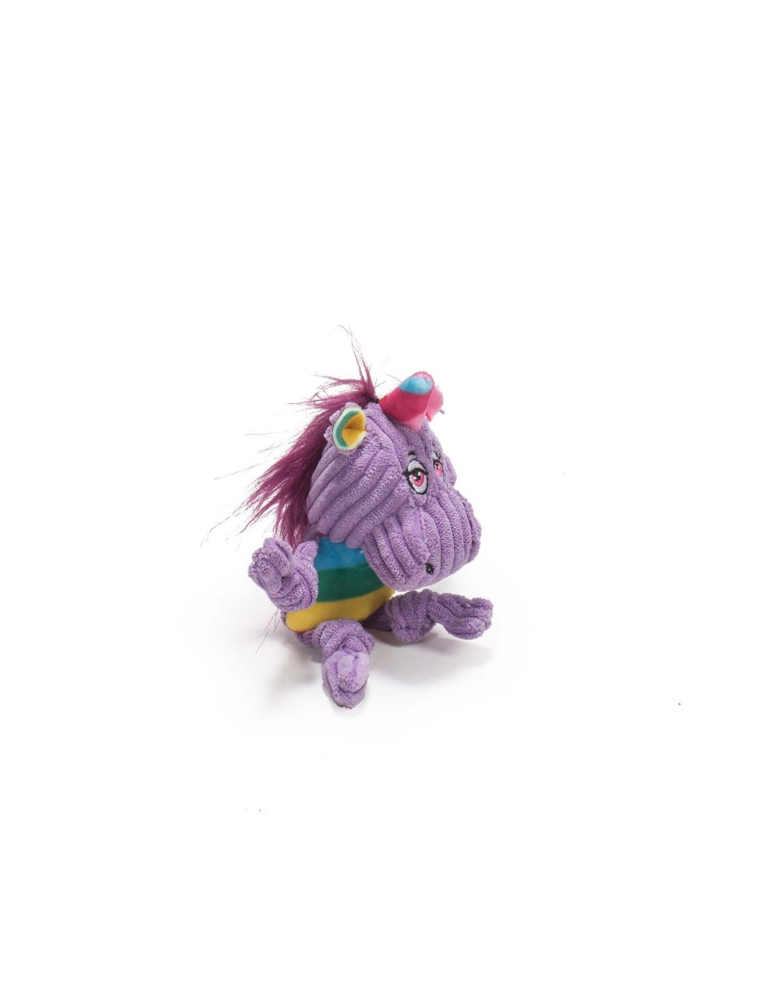 Rainbow Unicorn Knottie - HuggleHounds