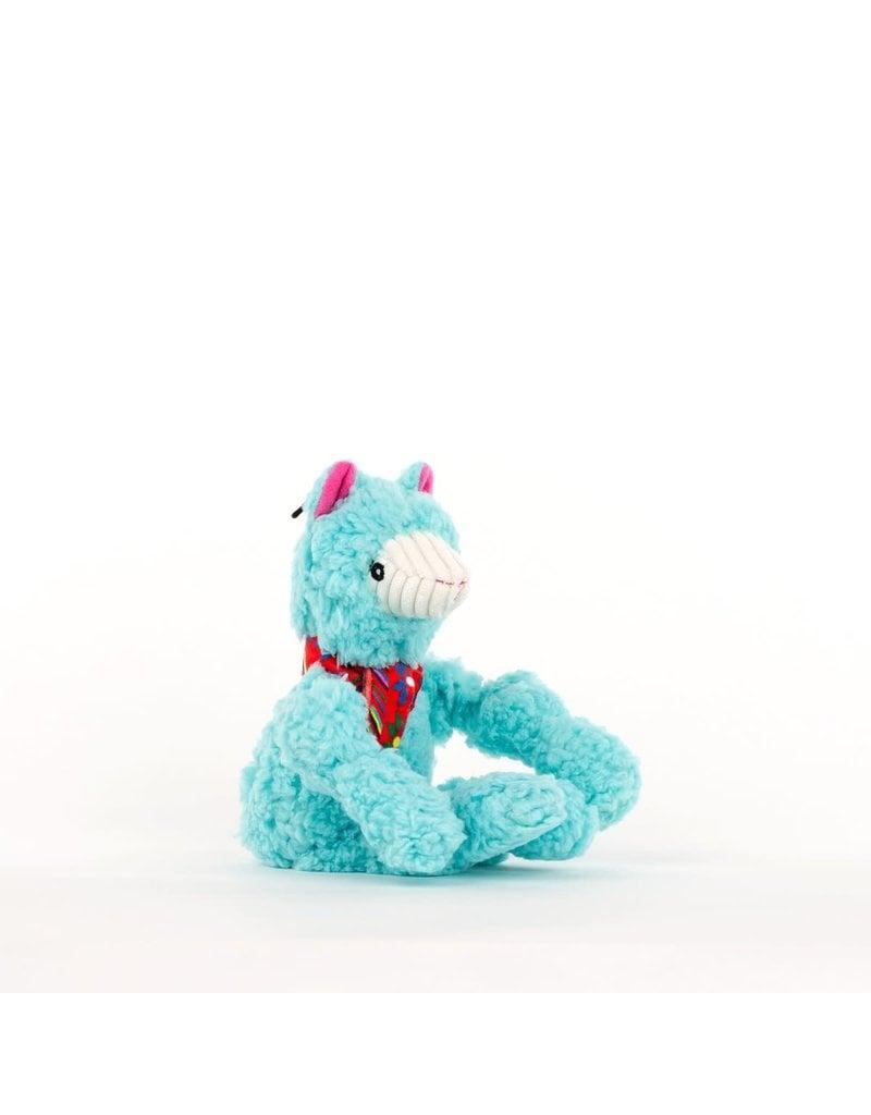 HuggleHounds Wild Things Llama Knottie Plush Toy