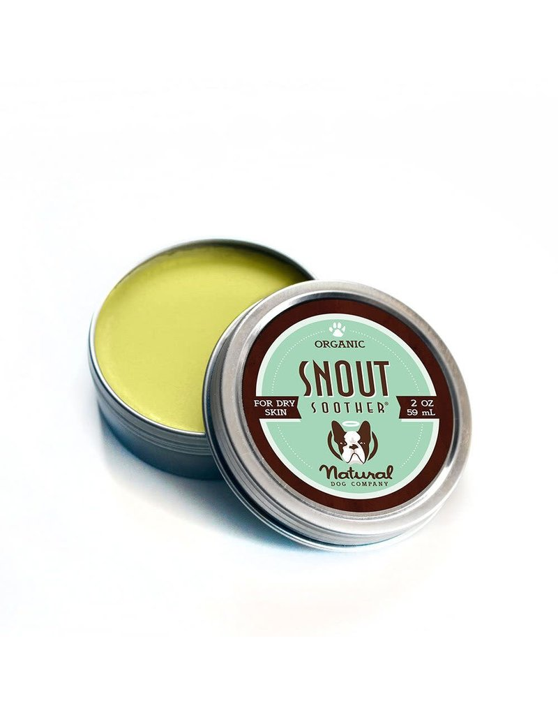 Natural Dog Company Organic Snout Soother Balm