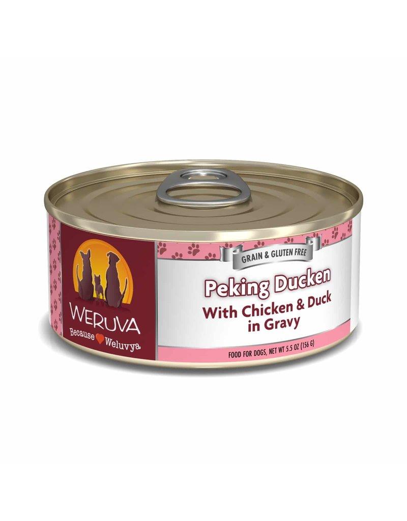 Weruva Weruva Peking Ducken with Chicken & Duck in Gravy Wet Dog Food
