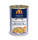 Weruva Weruva Bed & Breakfast with Chicken, Egg, Pumpkin & Ham in Gravy Wet Dog Food