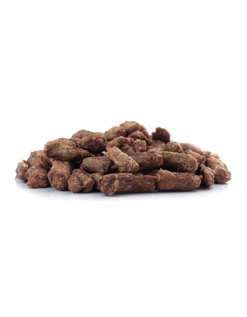 Vital Essentials Beef Mini Nibs Freeze-Dried Grain Free Dog Food