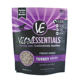 Vital Essentials Vital Essentials Turkey Mini Nibs