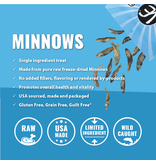 Vital Essentials Minnows Freeze-Dried Grain Free Treats