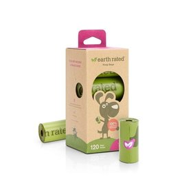 Earth Rated 120 Bags on 8 Refill Rolls - Lavender Scented