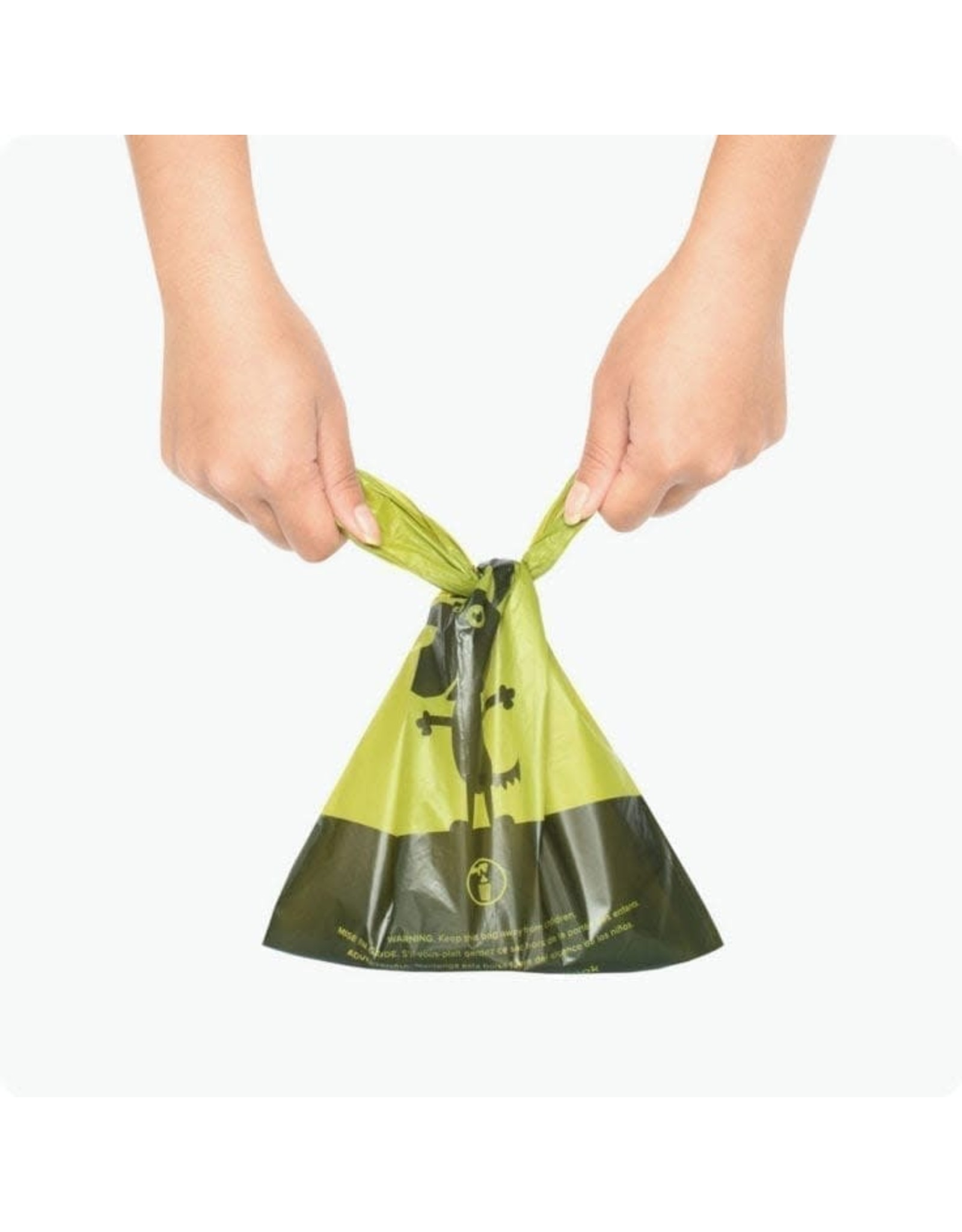 120 Easy-Tie Handle Bags - Lavender Scented