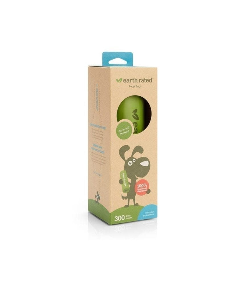 Earth Rated 300 Bags on a Large Single Roll - Unscented