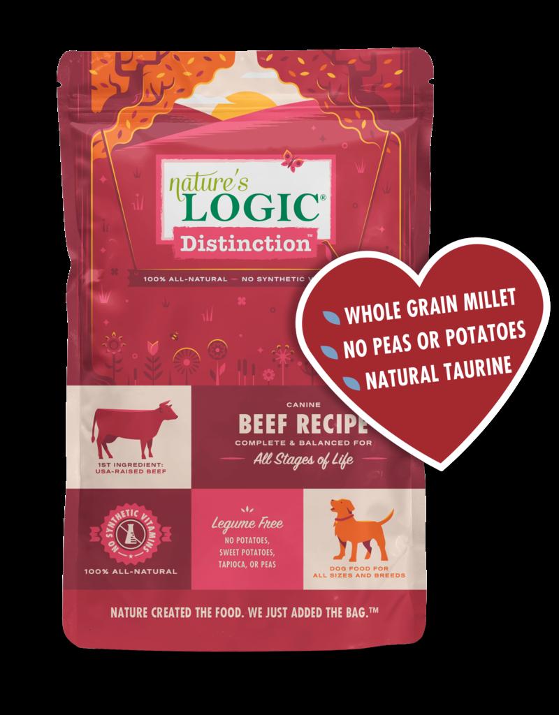 Nature's Logic Nature's Logic Distinction Beef Recipe Dry Dog Food