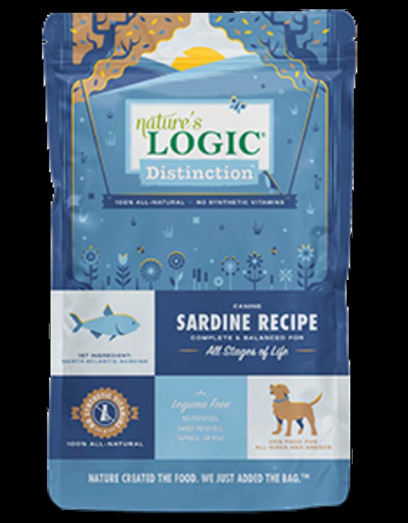Nature's Logic Nature's Logic Distinction Sardine Recipe Dry Dog Food