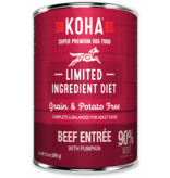 Koha Limited Ingredient Diet Beef Entrée for Dogs
