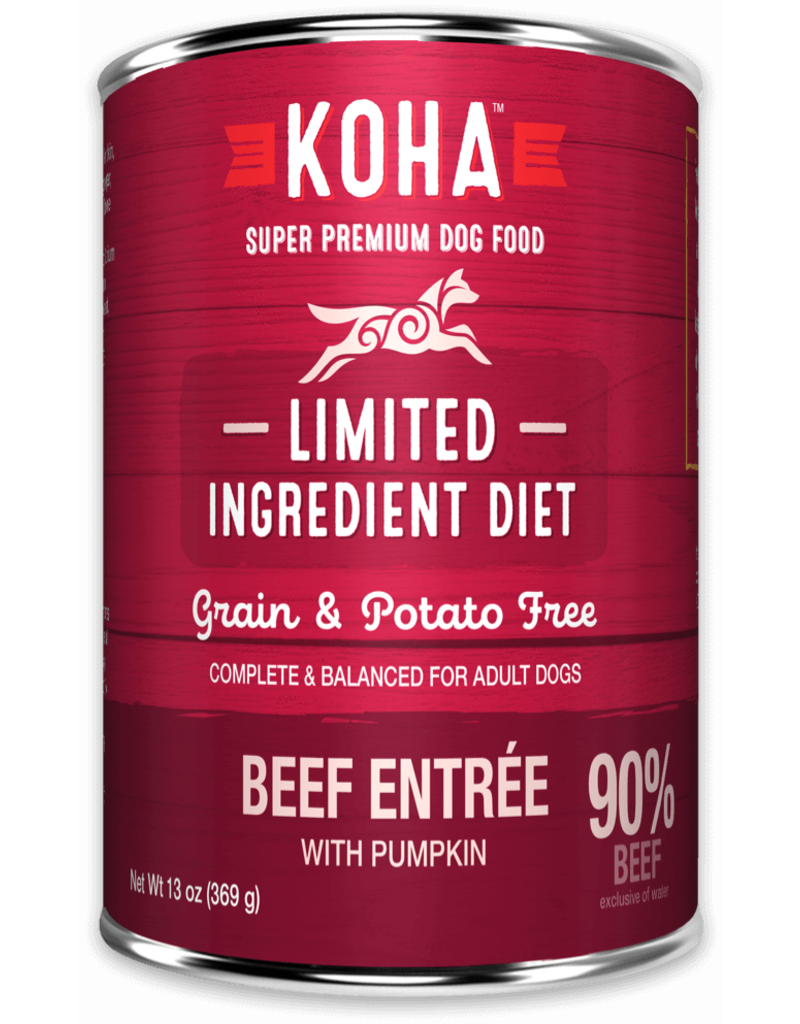 Limited Ingredient Diet Beef Entrée for Dogs