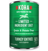 Koha Limited Ingredient Diet Turkey Entrée for Dogs