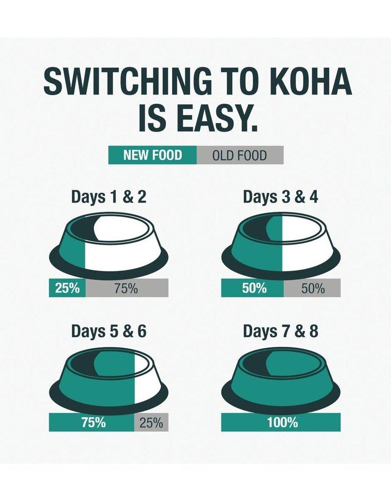 Koha Limited Ingredient Diet Pork Entrée for Dogs