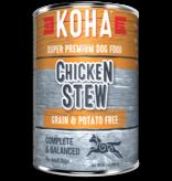 Minimal Ingredient Chicken Stew for Dogs