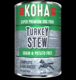 Koha Minimal Ingredient Turkey Stew for Dogs