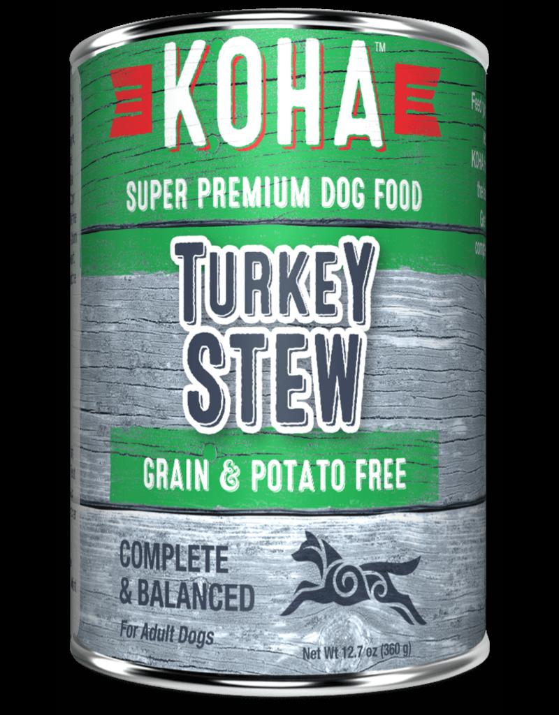 Minimal Ingredient Turkey Stew for Dogs