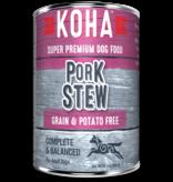 Koha Minimal Ingredient Pork Stew for Dogs