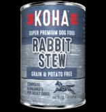 Koha Minimal Ingredient Rabbit Stew for Dogs