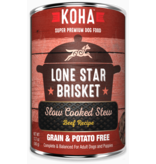Lone Star Brisket Slow Cooked Stew Beef Recipe for Dogs