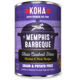 Koha Memphis Barbeque Slow Cooked Stew Chicken & Pork Recipe for Dogs