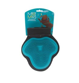 Messy Mutts Reversible Silicone Pet Grooming Glove