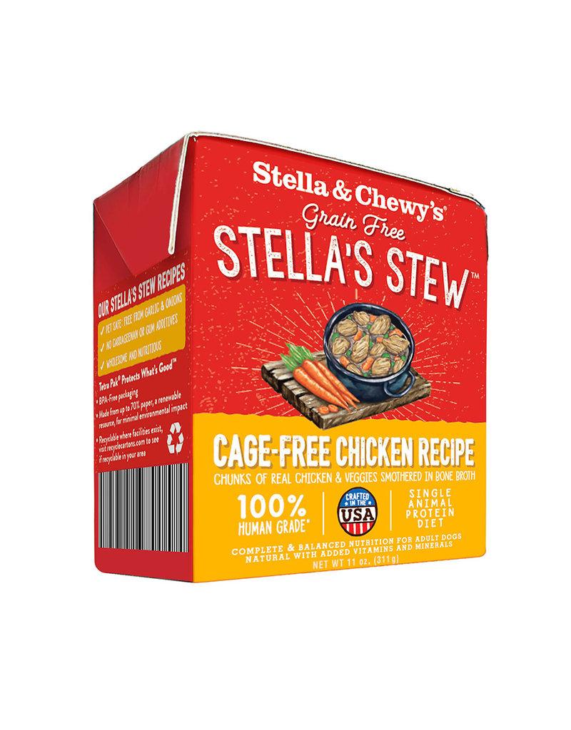Stella & Chewy's Stella's Stew Cage-Free Chicken