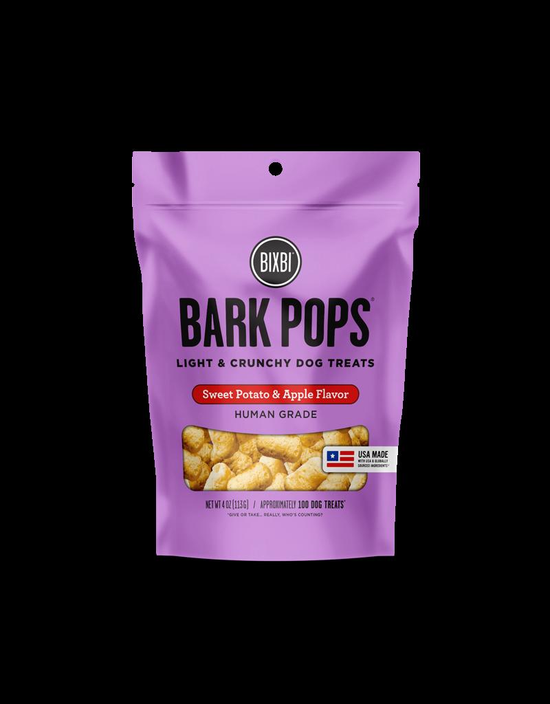 Bixbi Bark Pops - Sweet Potato & Apple
