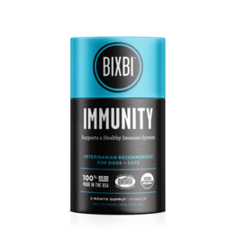 Bixbi Immune Support Powdered Mushroom Supplement