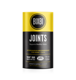 Bixbi Joint Support Powdered Mushroom Supplement