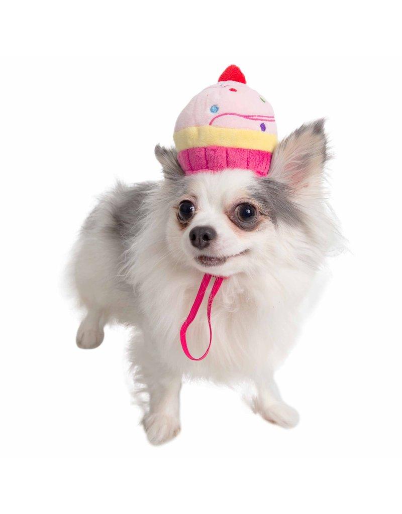 Cupcake Dog Hat