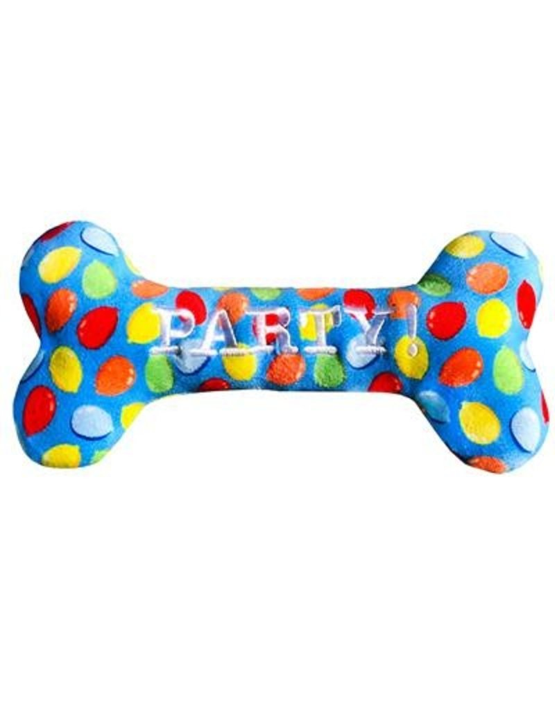 Huxley & Kent Lulubelles Power Plush Party Time Bone