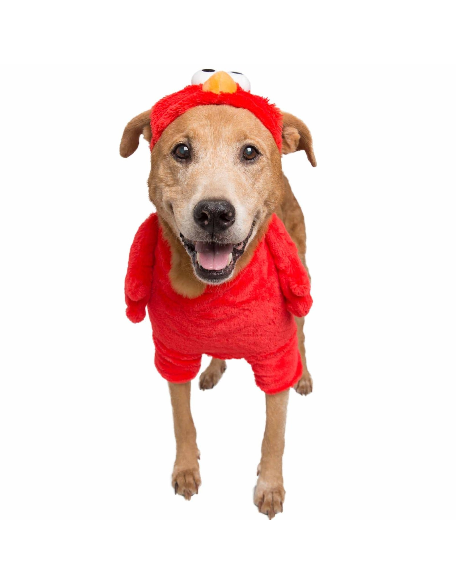 Pet Krewe Sesame Street Elmo Dog Costume