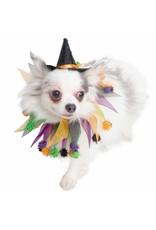 Pet Krewe Dog Halloween Hat & Collar Set